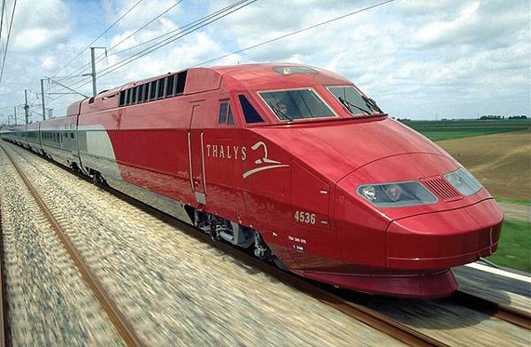 高速鉄道「タリス」に乗ってゴッホの足跡をたどる
