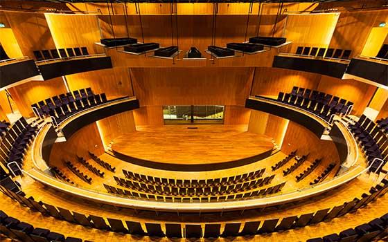 ユトレヒトに新しいミュージックホールがオープン!