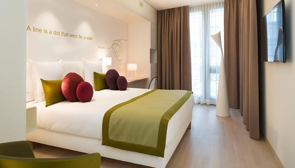 バーゼルに4ツ星デザインホテル「ザ・パッセージ」がオープン