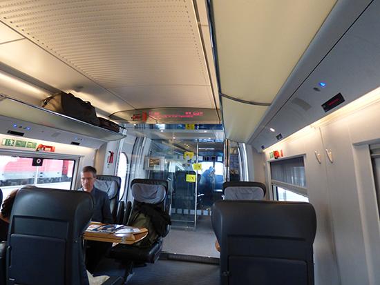 レイルヨーロッパが、ドイツ鉄道1等の座席指定券を無料手配!