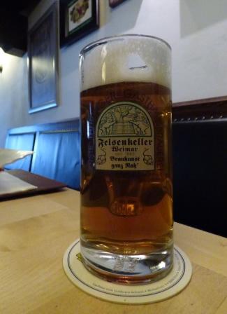 ドイツで味わう季節のビール