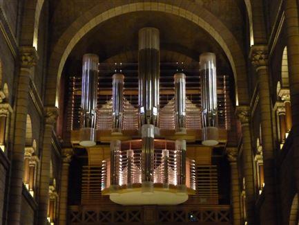 第9回国際パイプオルガン祭はモナコで開催
