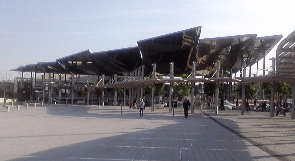 バルセロナ最大の骨董市場へGO!