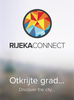 リエカの新しい観光ガイドアプリ