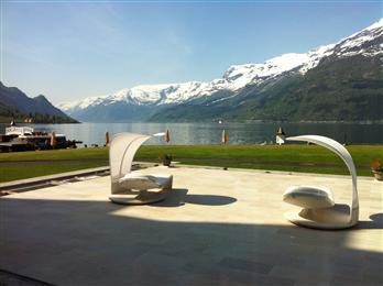 ノルウェー王室御用達のホテル「ウレンスヴァン」