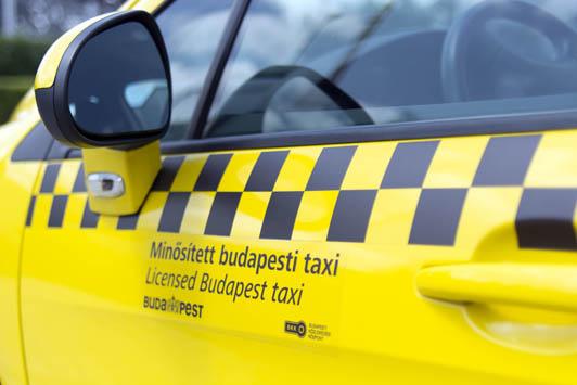 ブダペストタクシー規制