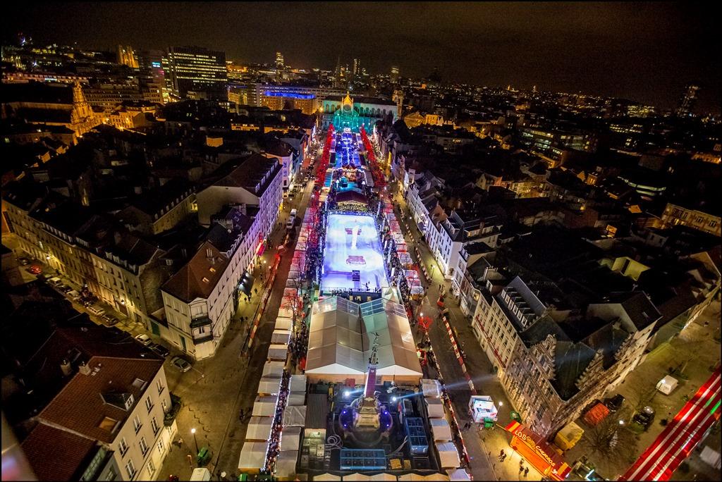 ベルギー・フランダースのクリスマス
