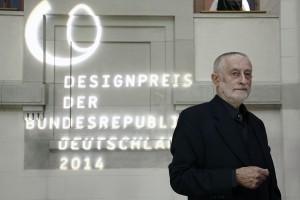 Verleihung des Designpreises der Bundesrepublik Deutschland 2014 im Bundesministerium für Wirtschaft und Energie