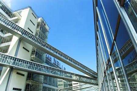 ロッテルダムの新しい世界遺産「ファン・ネレ工場」
