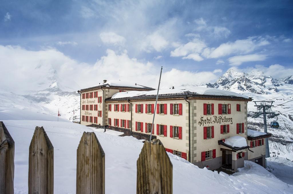 山岳ホテル「リッフェルハウス」がリニューアルオープン