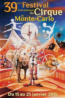 「モンテカルロ国際サーカスフェスティバル」開催中