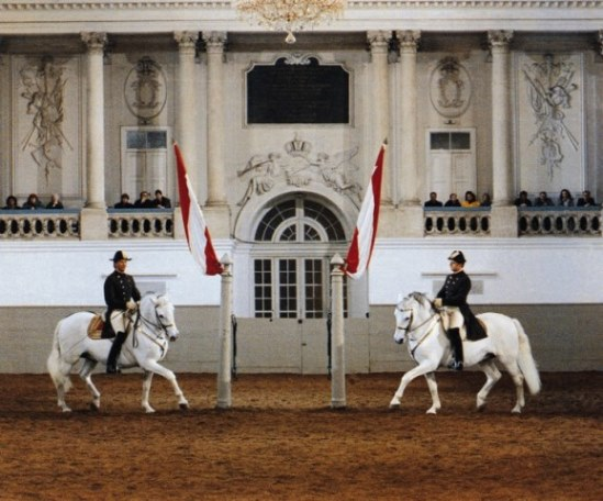 スペイン乗馬学校450周年