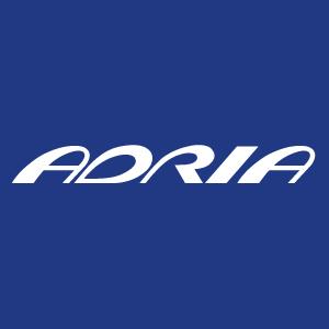 アドリア航空が、首都リュブリャナ線を2ルート新規就航