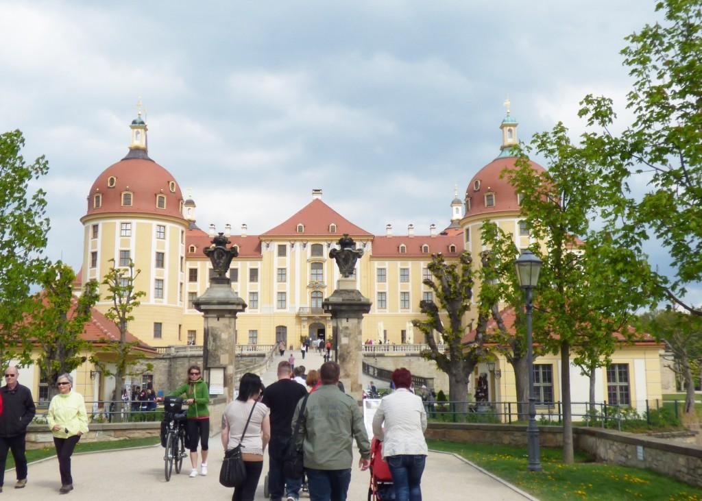 モーリッツブルク城