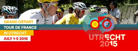 2015年、ユトレヒトに「ツール・ド・フランス」がやって来る!