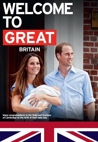 英王室ゆかりの地を訪ねる旅