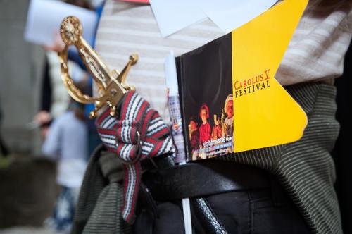 ブリュッセルで「カール5世祭り」が開催