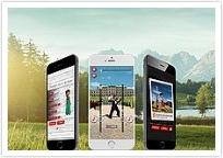 アプリをダウンロードして、夢のオーストリア旅行を当てよう!