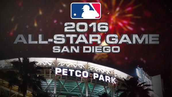 2016年の大リーグオールスター戦はサンディエゴで開催!