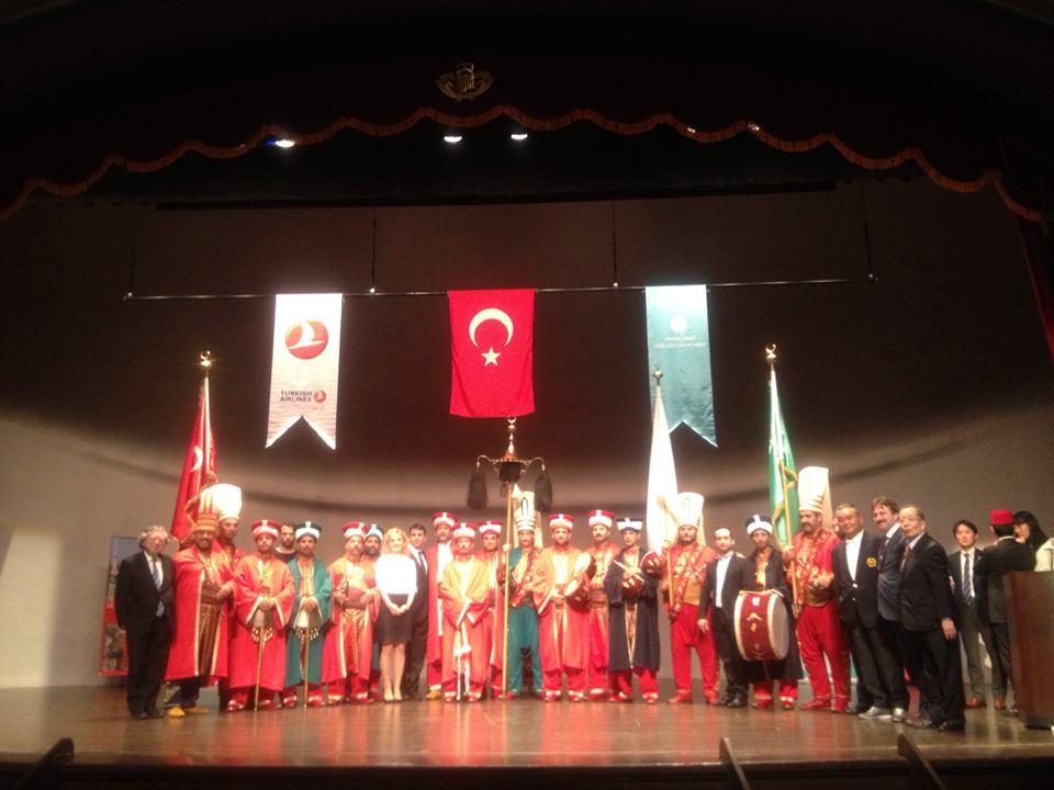 トルコ・オスマン軍楽隊 東京公演 開催