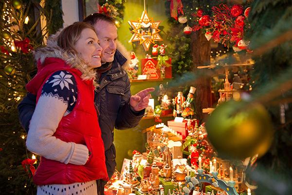 Christmas market(C)Respondek, Frank / Rothenburg Tourismus Service