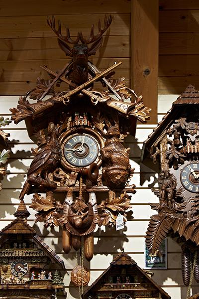 Cuckoo clock(C)Düpper / TMBW