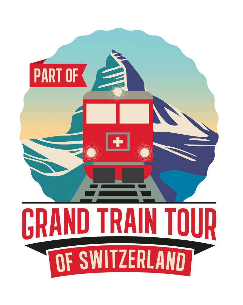 「Grand Train Tour of Switzerland」の公式サイトがオープン!
