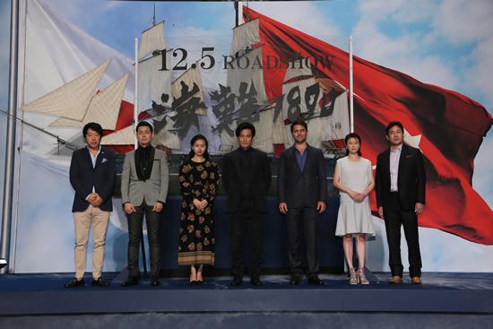 2015年12月5日公開の映画 『海難1890』 がクランクアップ!
