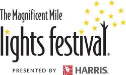 全米一早いホリデーイベント「マグニフィセントマイル・ライツ・フェスティバル」