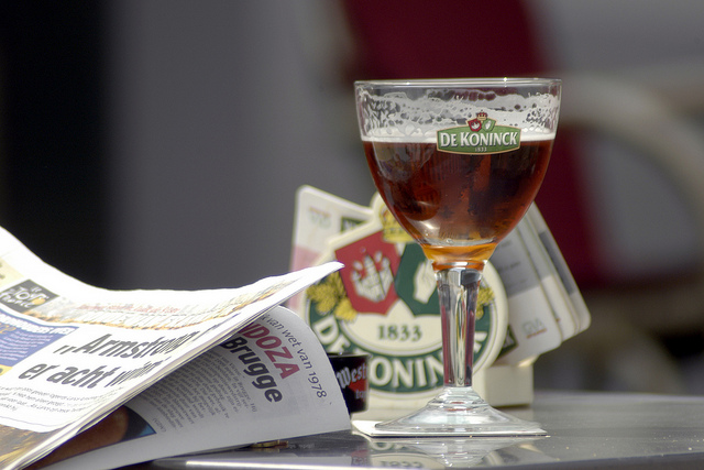 アントワープにビール醸造所アトラクションが登場!