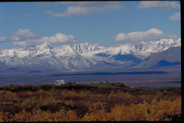 北米最高峰マッキンリーが「デナリ」に名称変更