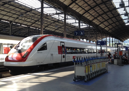スイストラベルシステムが鉄道パスの事前ヴァリデーションを導入