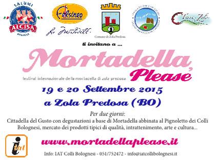 ボローニャ近郊で「モルタデッラ祭り2015」開催