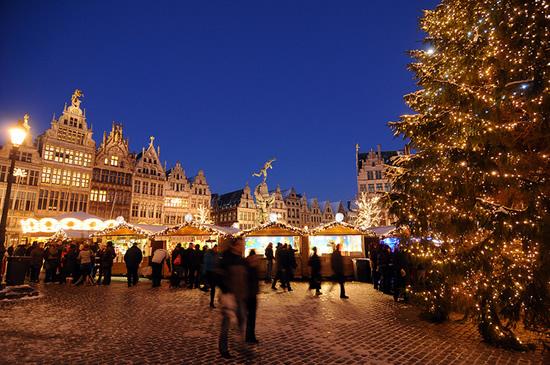 ベルギー・フランダースで楽しむクリスマス ~ 2015年イベント情報