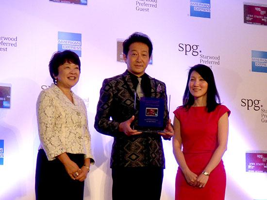 SPGが「第2回トラベルアワード」の授賞式を開催