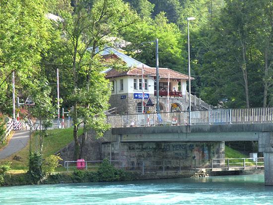 Harderbahn-station