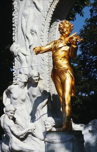 Strauss-Denkmal