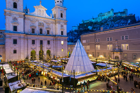 一年中クリスマス!ザルツブルクの「クリスマス博物館」
