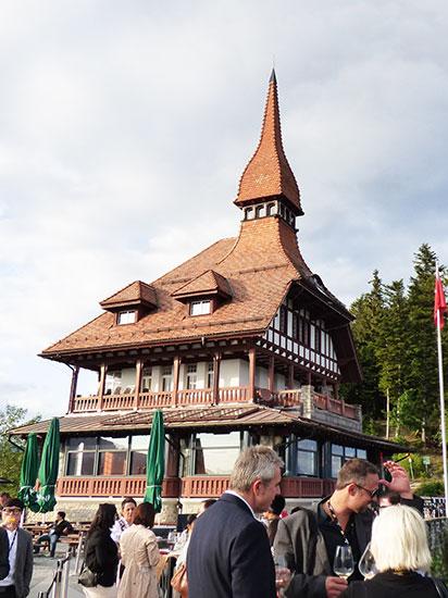 パノラマレストラン