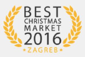 欧州のベスト クリスマスマーケットの第1位にザグレブ!