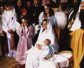 サンティヤーナ・デル・マルの降誕劇と東方三賢者のパレード