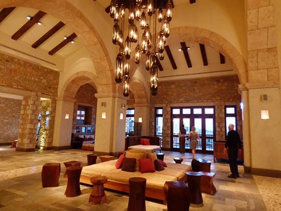 Costa Navarino Lobby1