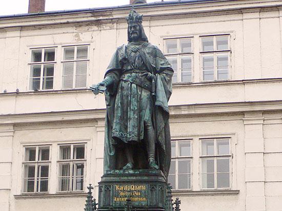 プラハで 「カレル4世 生誕700年記念展」 開催