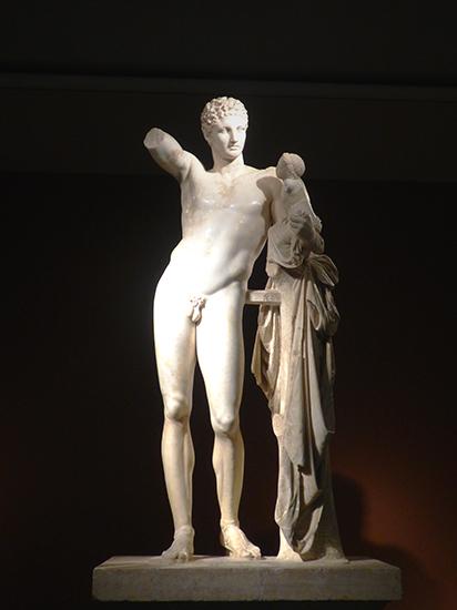 オリンピア考古学博物館