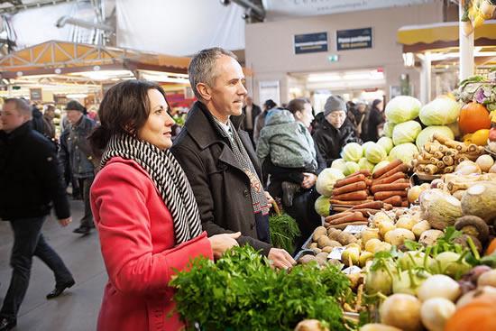 85周年を迎えたラトビアの世界遺産「リガ中央市場」