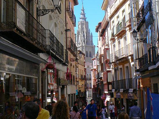 2016年の「スペインガストロノミー首都」はトレド!