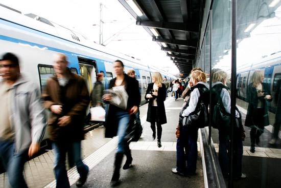 スウェーデン鉄道が、デンマークを結ぶ路線を運休