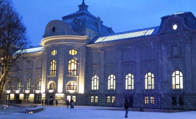 今春、生まれ変わるラトビア国立美術館