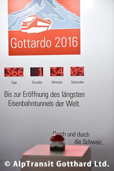 世界一長い!スイスの「ゴッタルドベーストンネル」の期間限定ツアー