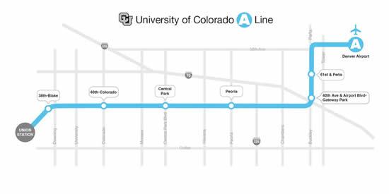 Colorado A Line